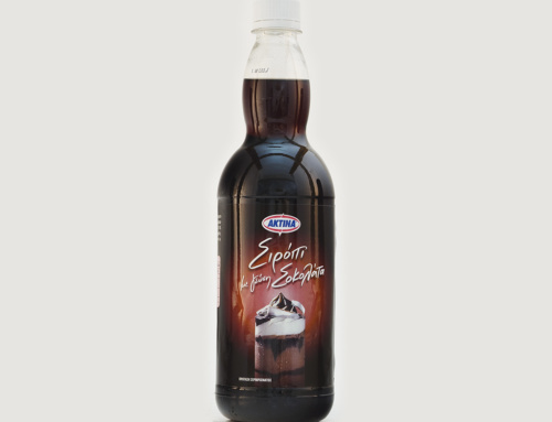 Coffee Syrup Chocolate flavoured