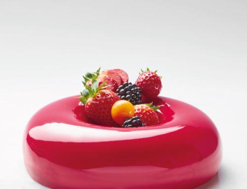 Glacage Strawberry