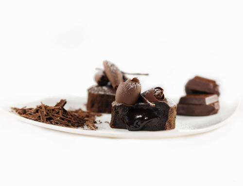 Μίγμα για Σουφλέ Σοκολάτας